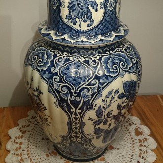 Antique Villeroy & Boch Vase