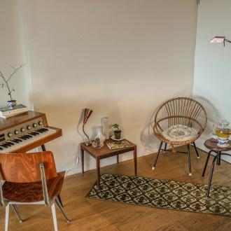 Vintage Livingroom – Styling ideas