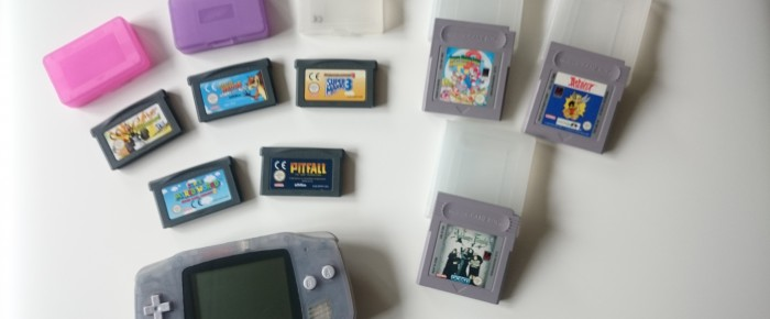 Nintendo Gameboy – Nostalgia anyone!?